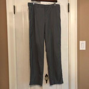 BANANA REPUBLIC flat front pants - wool